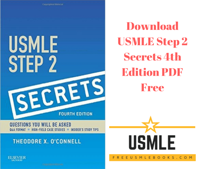 Download USMLE Step 2 Secrets 4th Edition PDF Free