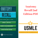 Download Anatomy Recall 2nd Edition PDF Free