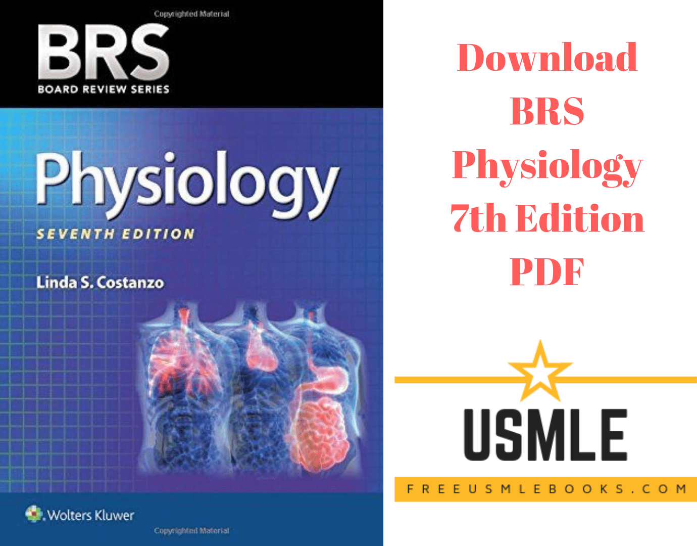 Brs Physiology Book