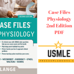 Download Case Files Physiology 2nd Edition PDF Free