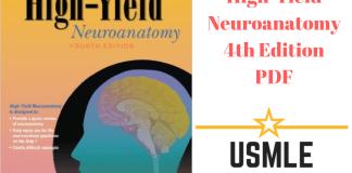 Download High-Yield Neuroanatomy 4th Edition PDF Free