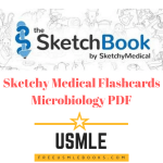 Download Sketchy Medical Flashcards Microbiology PDF Free