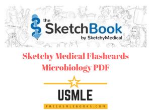 Download Sketchy Medical Flashcards Microbiology PDF Free