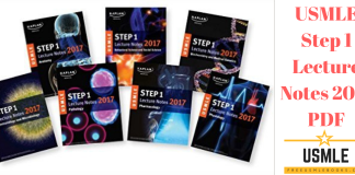 Download USMLE Step 1 Lecture Notes 2017 PDF Free