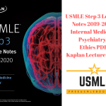 Download USMLE Step 3 Lecture Notes 2019-2020