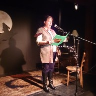 Victoria Bastedo reading
