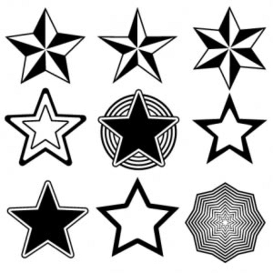 random free star vectors