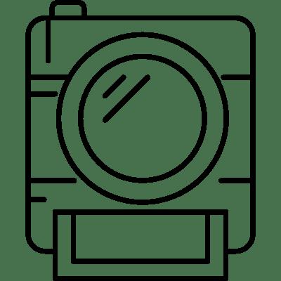 Polaroid Camera ⋆ Free Vectors, Logos, Icons and Photos