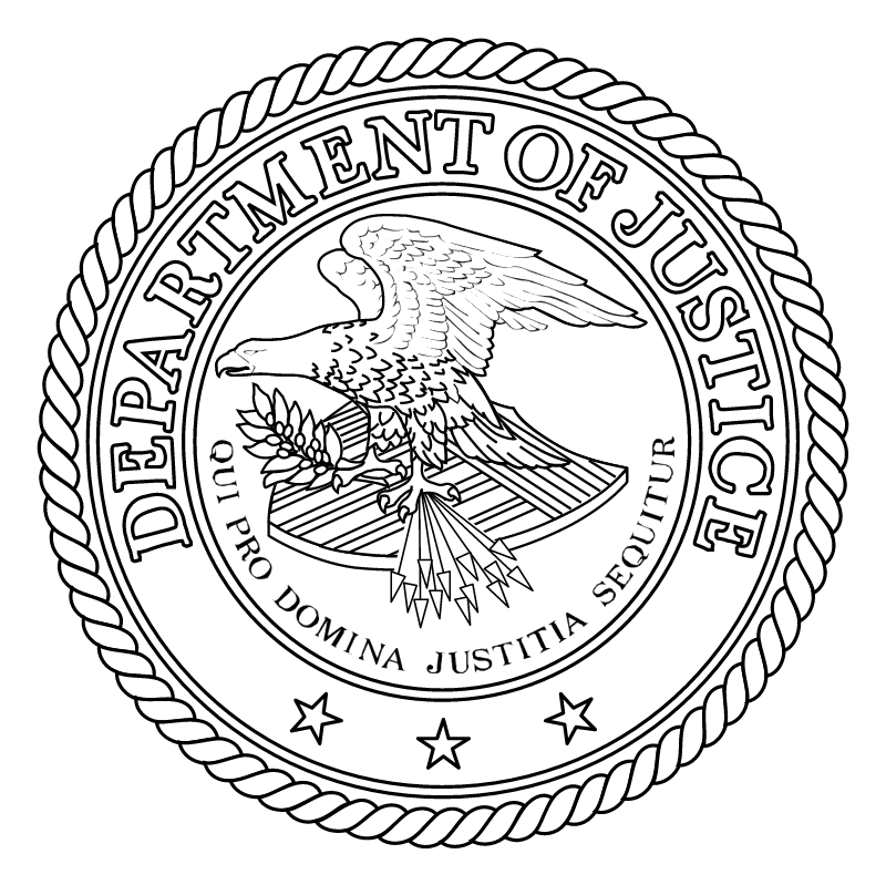 Department of Justice ⋆ Free Vectors, Logos, Icons and
