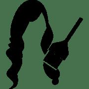 long female hair tincture free