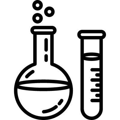 Two Test Tubes ⋆ Free Vectors, Logos, Icons and Photos