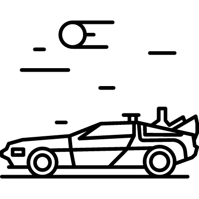 Back to the Future ⋆ Free Vectors, Logos, Icons and Photos