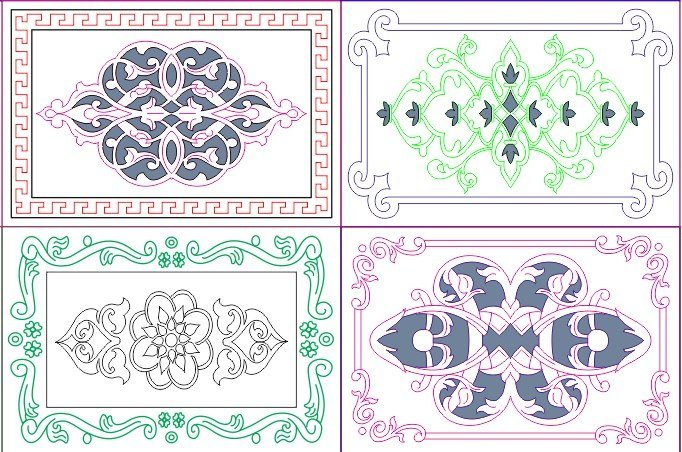 Free DXF files For Laser Cutting - Laser Cut Files Free Download   FreeVector