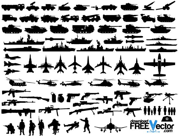 Military Graphics Clipart