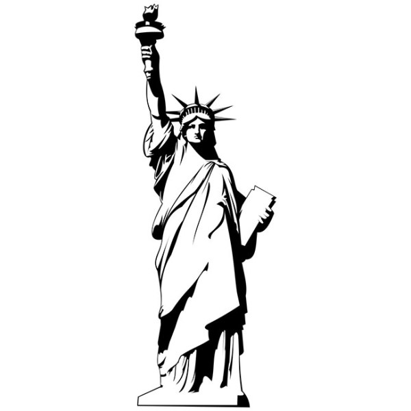 Statue of Liberty Free Vector Site Download Free