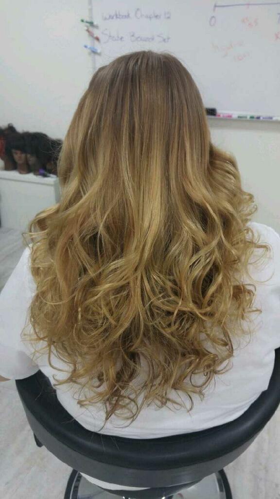 Hair done by Leana. (Photo by Leana Washington)