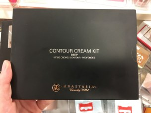 In the past year, I've seen so many Anastasia contour cream kits in the color deep. They sell for $40 at Sephora and $19.99 at T.J. Maxx. It's a decent deal.(Photo by Kristin Guglietti)