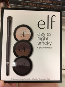 E.l.f. makeup is already affordable, but the cheapest prices are at T.J. Maxx. This eye set is $2.99. The same set is $5 at Ulta. There were lots of different e.l.f. sets when I took the photo. (Photo by Kristin Guglietti)