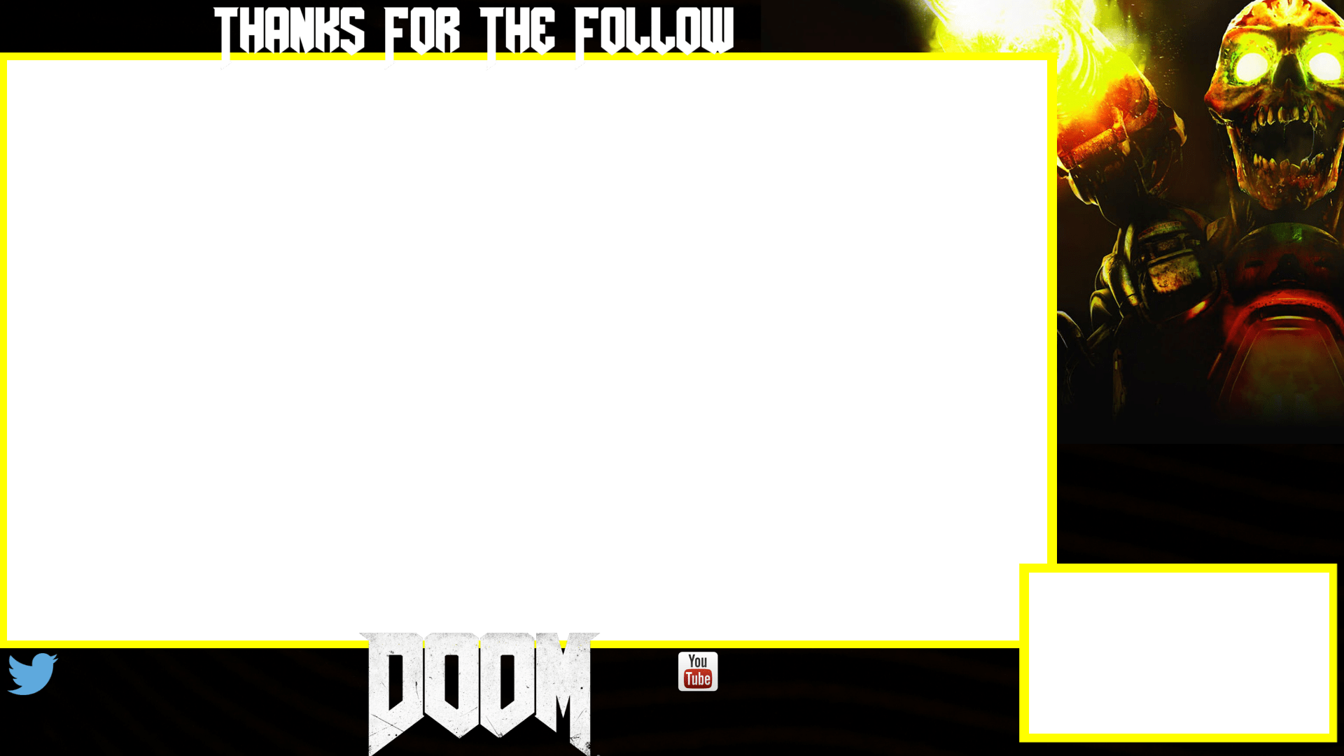 Twitch Overlays Obs Cute