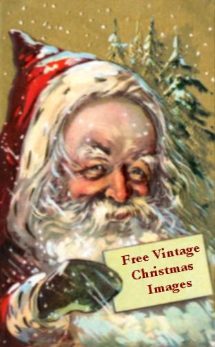 Public Domain Vintage Christmas Images : public, domain, vintage, christmas, images, Vintage, Christmas, Graphics