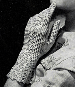 Fair Lady Gloves Pattern