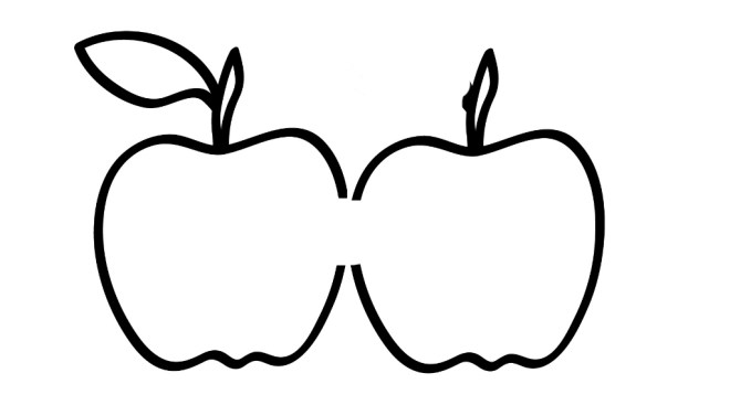 applegreetingcardstencil2