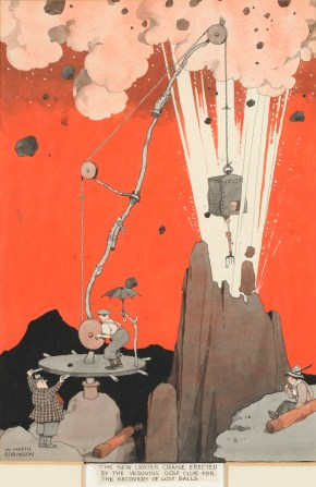 william heath robinson public domain pic 15