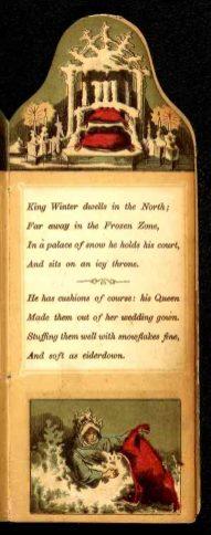 free vintage book illustration king winter image 05