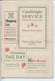 free antique christmas graphics 1940s image 4