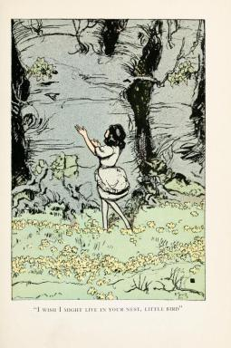 vintage public domain book illustration snow white and the 7 dwarves image 1