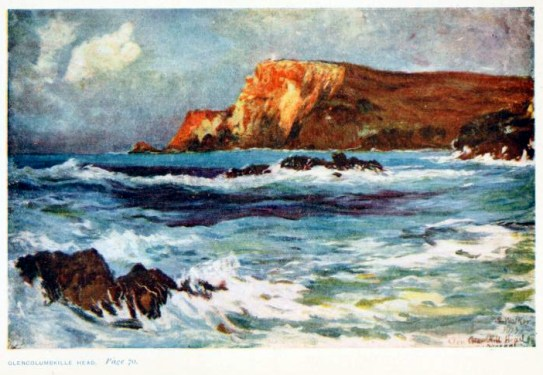 This is a free vintage illustration of early 20th Century Ireland from 1911 travel book