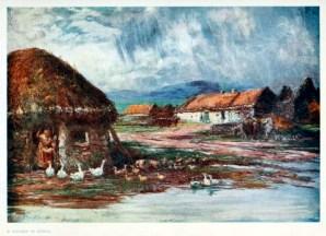 free vintage illustrations of early 20th century ireland 5