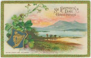 Vintage St. Patty's Day Postcard