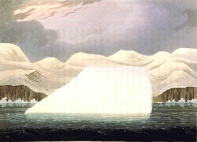 Check out these 19th century iceberg illustrations from the public domain! Totally FREE to use in your projects.