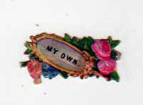 Free Valentine's Day pictures - 19th century mini Valentine's Day illustration