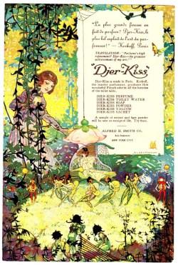 vintage fairy illustrations 1906 public domain