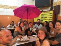 having some meat in the markets of Oaxaca by Free Walking Tour Mexico