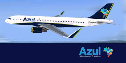 A320 CFM NEO Azul Linhas Aéreas Airbus A320A321