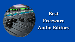 best freeware video editor