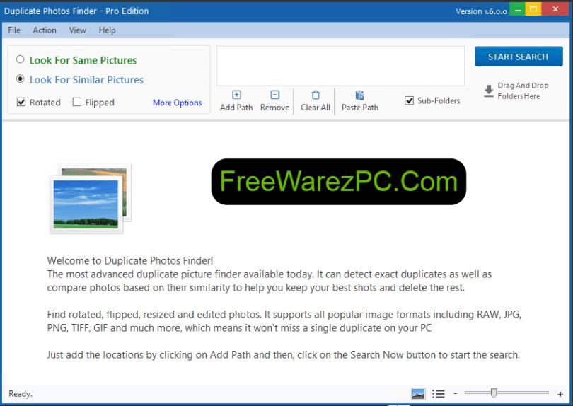 Ashisoft Duplicate Photo Finder Pro Torrent