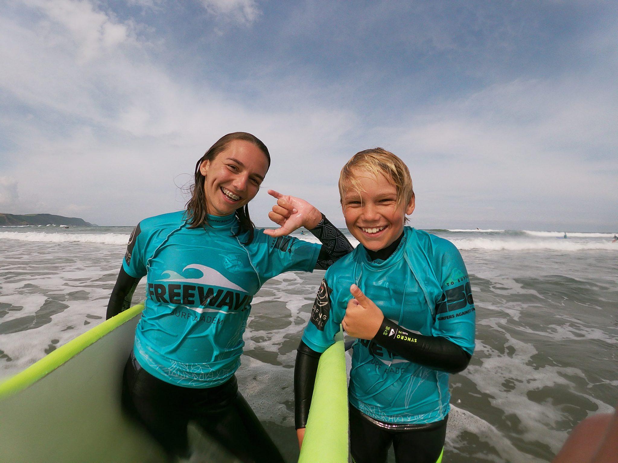 Surf School COVID Update
