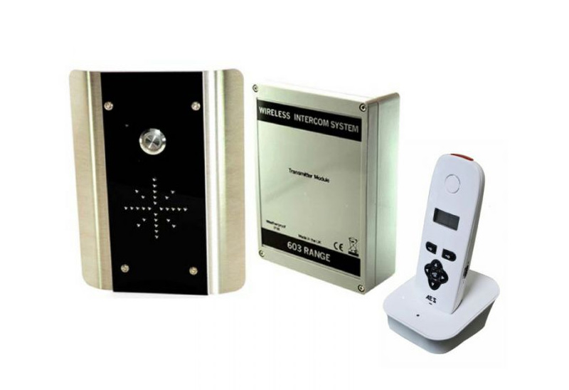 Wireless Door Entry System