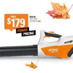 STIHL Battery Powered Blower BGA 45 1