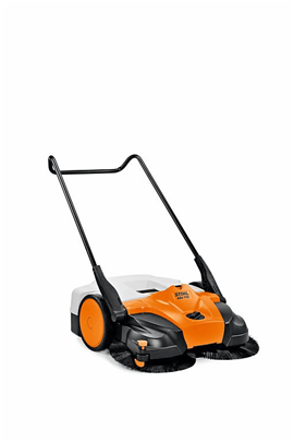 Stihl KGA 770 Cordless Manual Sweeper 1