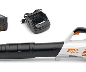 Stihl BGA 56 Compact Battery Blower including battery and charger