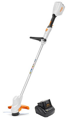Stihl FSA 56 Compact Battery Grass Trimmer including battery and charger 1