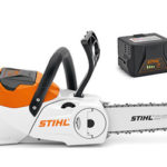 Stihl MSA 120 C-BQ Compact Battery Chainsaw including battery and charger 1
