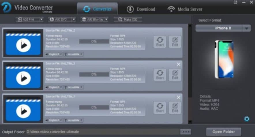 Dimo Videomate Software Free Giveaway