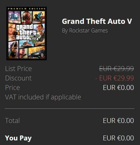 Grand Theft Auto V Premium 100% free download Giveaway