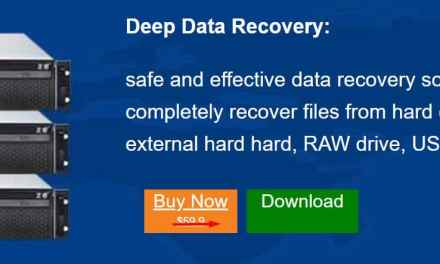 Deep Data Recovery Giveaway